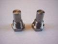 New convertible top lift cylinder attachment bolt, pair