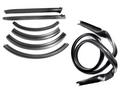 1965-1968 Chrysler, Dodge & Plymouth 'C' body convertible weatherstrip