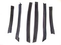 1995-2000 Cavalier & Sunfire convertible top side seals, 6pc set (free shipping!!)