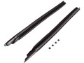 1961-1962 Oldsmobile 98, Dynamic, Starfire & Super 88 convertible Pillar post weatherstrip seals, pair