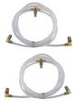 1968-1972 Chevrolet Chevelle & Malibu new convertible top hose set